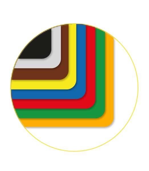 Skicáre z farebného papiera